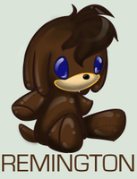 Plushie Collection: Remington by Omnicenos
