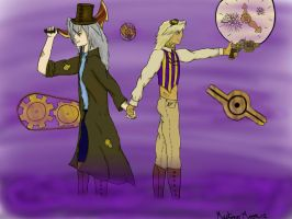 CE: Stand By Me Steampunk by Mustangmoon1993