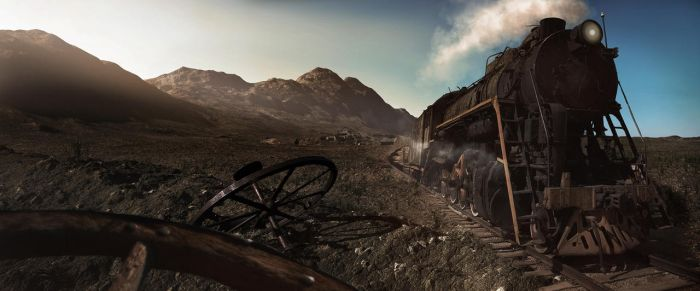 Old West Steam by edlo