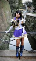 Sailor Saturn by Sunymao