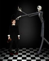 The PuppetMaster by Chris10