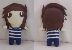 Christopher Drew Push Doll by TatsuoMizushima