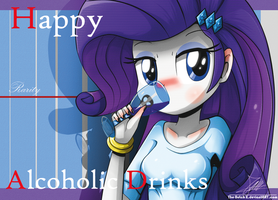 .:Happy Alcoholic Drinks:. by The-Butcher-X