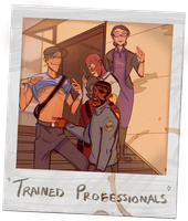 Trained Professionals by sikkofoley