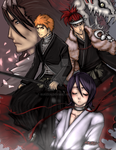 Bleach - Save Rukia by buuzen