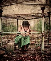 caged by andrewfphoto