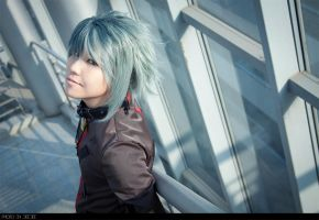 Guilty Crown_Kenji Kido by WinryDeeDee