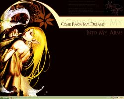 Come Back My Dreams by angel-cesia
