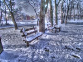 hdr winter 2 by DR13agoslav