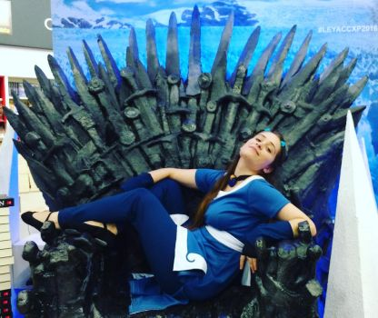 Queen of westeros by vix-cnf