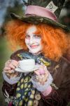 As Mad As A Hatter by snowyblackrose