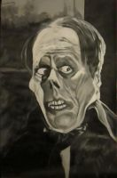 lon chaney phantom by RawheadHain