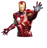 Ironman icon by SlamItIcon