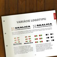 Skalica - Corporate Identity by ivankasaj