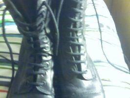my Doc Martens by armoraxer69