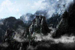 Huang Shan Mountain-41 by SAMLIM
