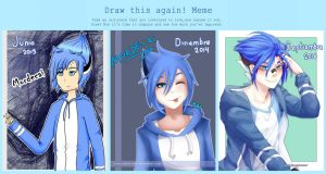 Before and after after(? Mordecai by M-ar