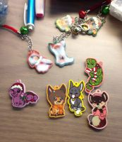 CHARMS CHARMS CHARMS by chubird
