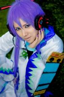 vocaloid - Kamui Gakupo by lonehorizon
