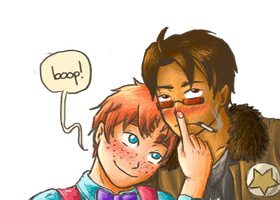 Boop! by sissonchips