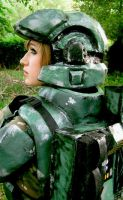 Marine 2 by PaleFunnyGhost