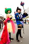 Ranka Lee and Ranmao by fortehhorde
