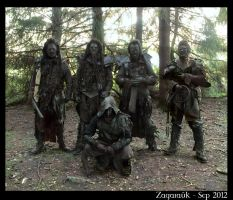 The Larp Group Zagarauk 2012 by Raziel090