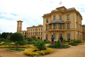 Osborne house Stock 11 by Malleni-Stock
