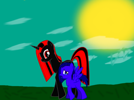 Lunar And Eruption- Home by The-Everlasting45
