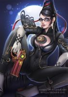 Bayonetta by Scrappy195