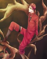 Gaara by Skypeach