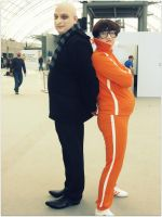 2013: Vector and Gru (Despicable Me) by shari81