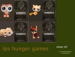lps hunger games (district 3 and 4) by ThatAnimeDude