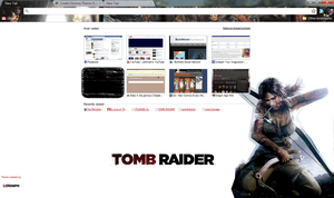 Tomb Raider Theme by LeNimph