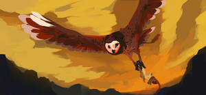 Tyto Ysh by Aiggy