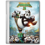 Kung Fu Panda 3 (2016) Movie DVD Icon by A-Jaded-Smithy