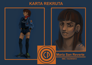 KR: Maria San Reverte by karbor
