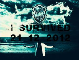 I survived 21- 12- 12 by Visual3Deffect