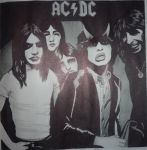 ACDC Highway to Hell by aerokay