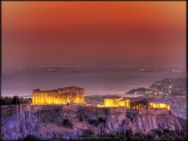 Acropolis by Kirlian667
