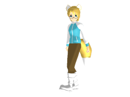 MMD NC Katelyn update by Rozz-a
