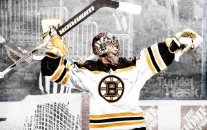 Tuukka Rask Wallpaper by XxBMW85xX
