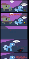 Trixie's revenge by Vector-Brony