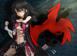 [Tales of Berseria] Velvet Crowe by KheilaHirai
