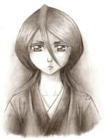 Rukia Kuchiki by Imprisoned-Fire
