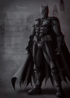 Batman by Einon-Y