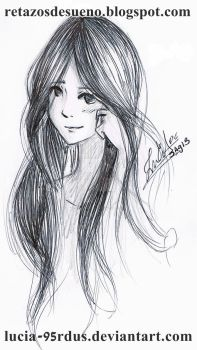 Sketch Character...3 by Lucia-95RduS