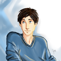 Perks of Being a Wallflower: Charlie by odairwho