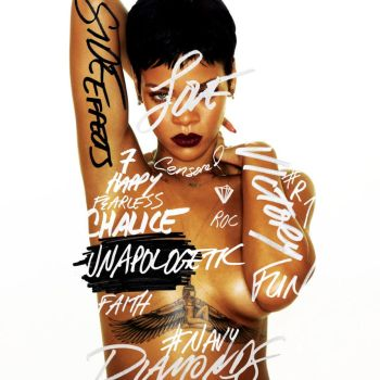 Unapologetic Rihanna iTunes Deluxe Edition by SaraCyrusGomez