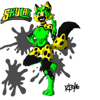 [Request] Skylar by Ruffits